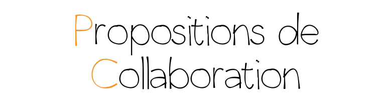 Titre Propositions Collaboration
