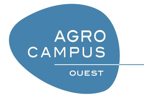 Logo Agrocampusouest